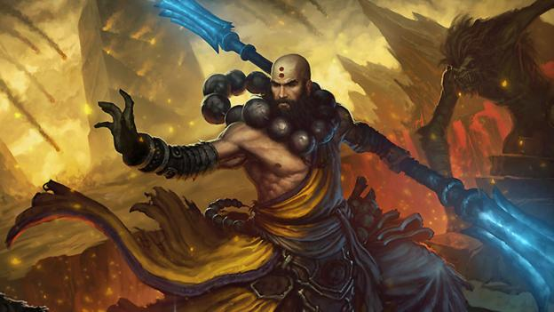 Character from Diablo III (Copyright: Blizzard)