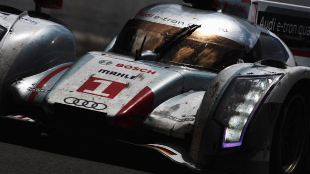 Audi R18 e-tron (Copyright: Getty Images)