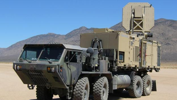 Active Denial System (Copyright: JNLWP)