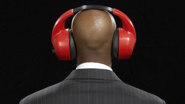 man wearing headphones (Copyright: Thinkstock)