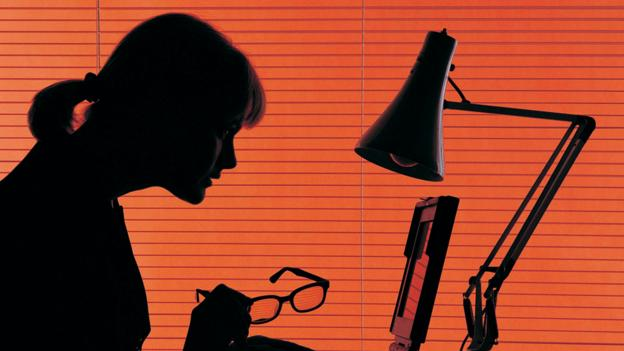 Is reading in the dark bad for your eyesight?