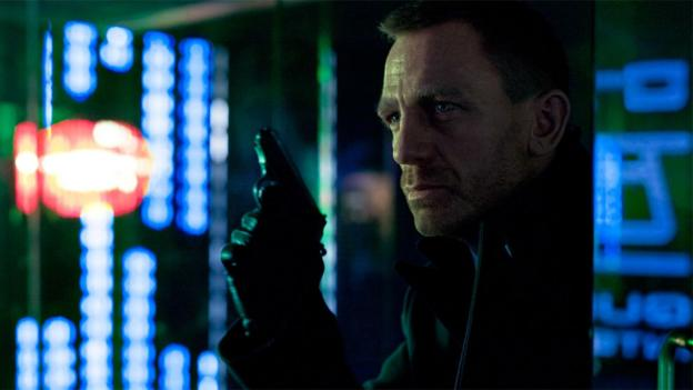 Scene from Skyfall (Copyright: Columbia Pictures)