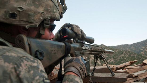 US Army Sniper (Copyright: Getty Images)