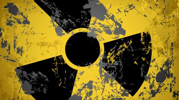 Radiation sign (Copyright: Thinkstock)