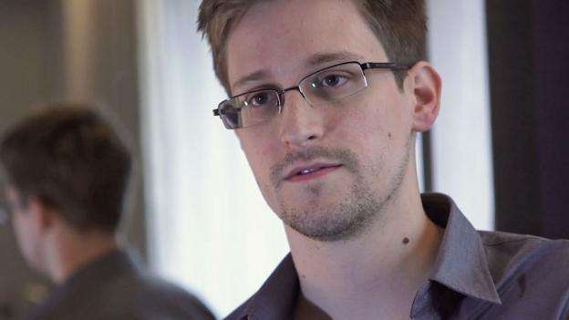 What happens when Edward Snowden is actually caught?