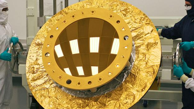 Bbc Future Why Space Telescope Mirror Is Most Complex
