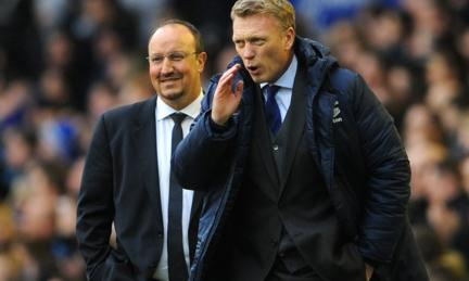 Benitez and Moyes 
