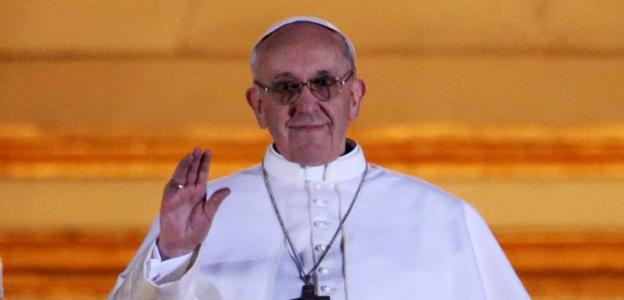 The new pope.