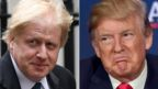Boris Johnson/Donald Trump