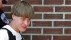Dylann Roof at court in N Carolina