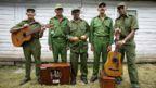 Quinteto Rebelde, a group of rural musicians