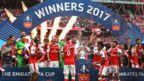 Arsenal FA Cup winners