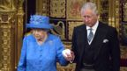 The Queen and Prince Charles, 2017