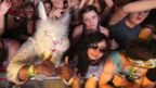 Festivalgoer's at Coachella Valley Music And Arts Festival