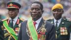 Ceremony for swearing-in of Zimbabwe President Emmerson Mnangagwa