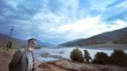 The Garm river near Dushanbe