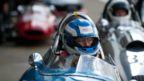 Motor racing driver