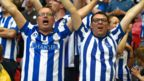 Sheffield Wednesday fans