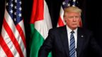 US President Donald Trump made the comments at the start of his press conference in the West Bank city of Bethlehem
