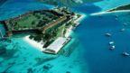 Dry Tortugas, North American barrier reef