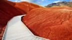 Painted Hills, John Day, National Monument, Oregon