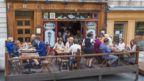 Cafe culture at Place du Bourg-de-Four, Geneva (Werner Dieterich/ Getty Images)