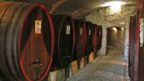 Italy, tunnel, wine, barrel