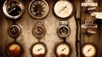 Old rusty dials (Credit: iStock)