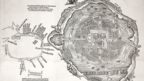 The floating Aztec city