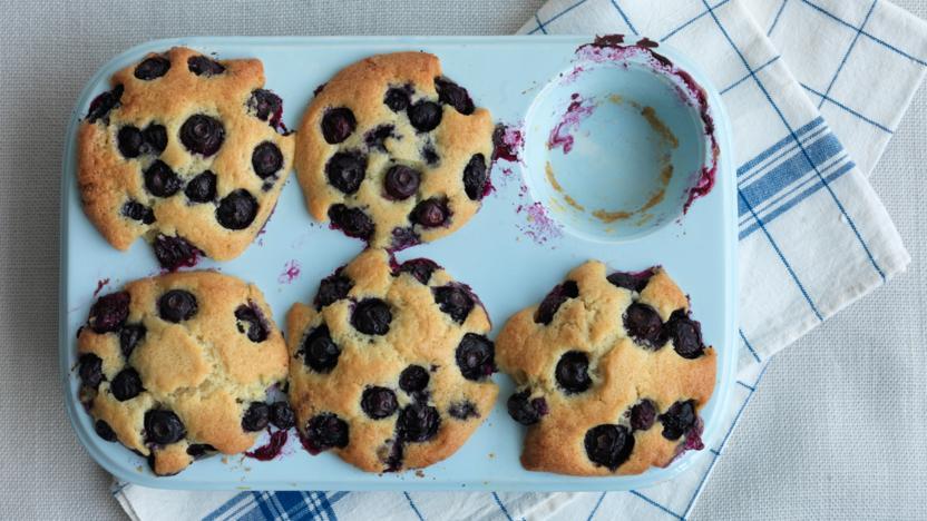 Muffins Recipes Bbc Food