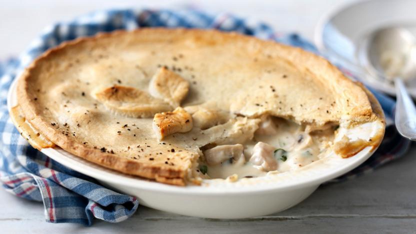 Chicken pie recipes bbc food chicken pie recipes forumfinder Choice Image