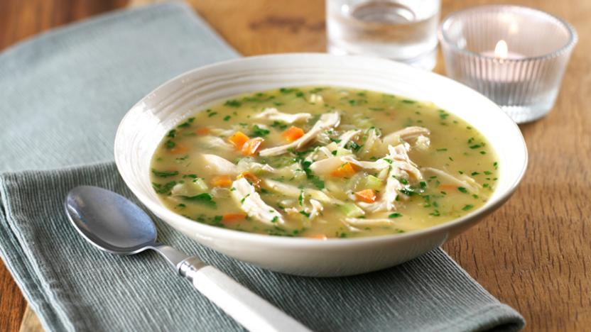 Chicken Soup Recipes Bbc Food