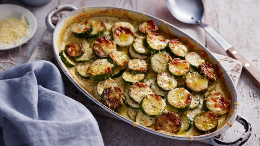 Courgette recipes bbc food courgette gratin forumfinder Image collections