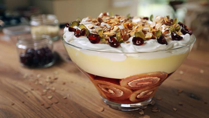 Custard Powder Recipes Bbc Food