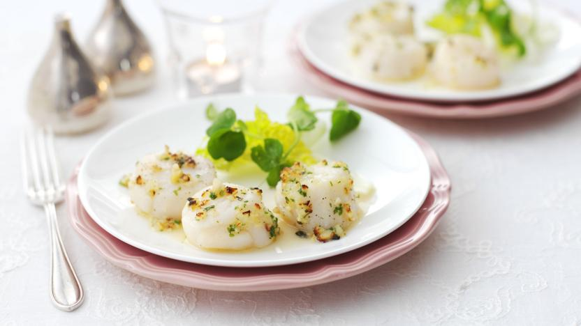 Scallop Recipes Bbc Food