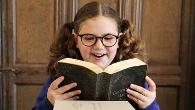 Cast your spell - CBBC - BBC