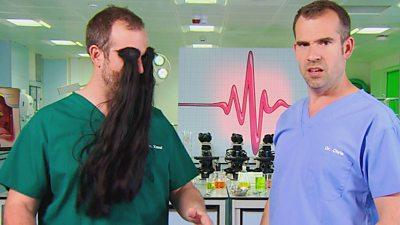 Quiz: Are you a trainee or super doctor? - CBBC - BBC