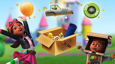 Danger Mouse Game - Platform Games for Kids - CBeebies - BBC