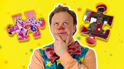 Peter Rabbit Jigsaw Puzzle - CBeebies - BBC