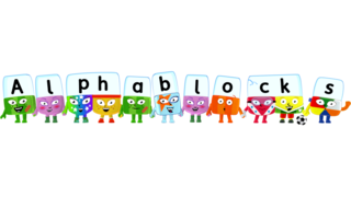 Image result for alphablocks