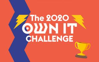 The 2020 Own It Challenge!
