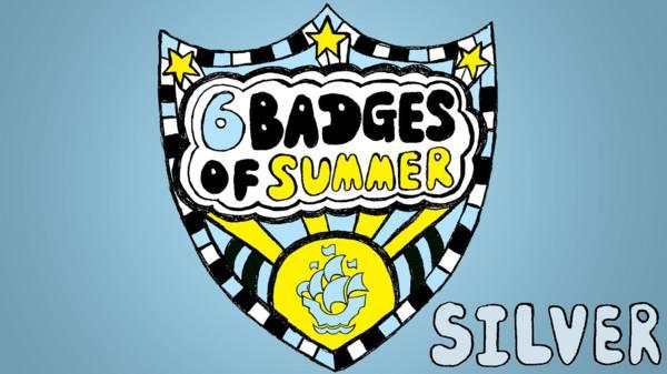 "New 6/"" Large Round Badges various designs Buy 1 get 1 half price"