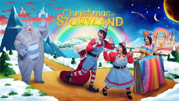 CBeebies Christmas Show 2020: Christmas in Storyland - CBeebies - BBC