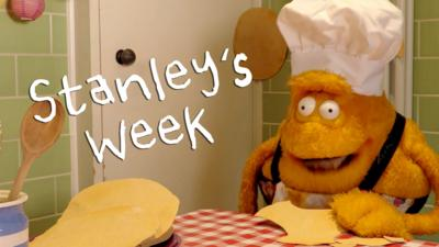 Saturday Mash-Up! - Flippin' pancakes with Stanley!