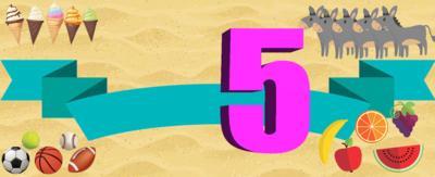 CBBC HQ 5 things of Summer