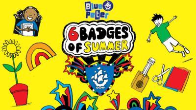 Blue Peter - Blue Peter's 6 Badges of Summer