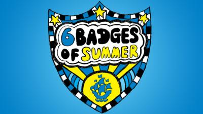 Blue Peter - Blue Peter's 6 Badges of Summer: Blue
