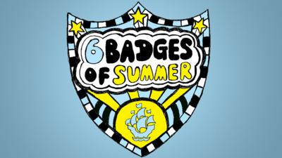 Blue Peter - Blue Peter's 6 Badges of Summer: Silver