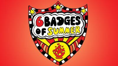 Blue Peter - Blue Peter's 6 Badges of Summer: Sport Week