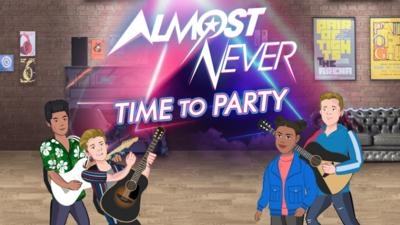 Almost Never - Almost Never: Time to Party sneak peek